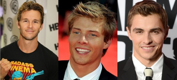 Ryan Kwanten / Hunter Parrish / Dave Franco