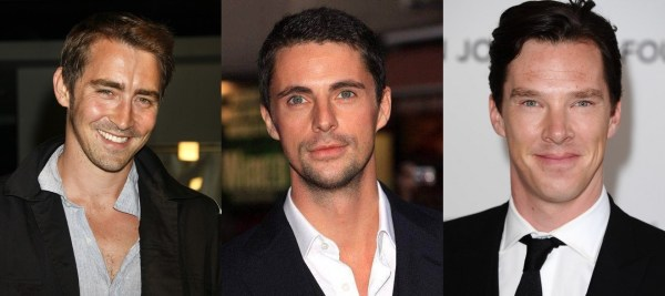 Lee Pace / Matthew Goode / Benedict Cumberbatch